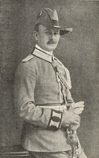 Paul von Lettow-Vorbeck (foto omstreeks 1914)