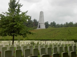 Buttes New British Cemetery, Polygon Wood Zonnebeke